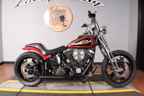 Pre-Owned 1998 Harley-Davidson Springer Softail FXSTS