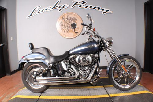 Pre-Owned 2003 Harley-Davidson Softail Deuce Anniversary FXSTD