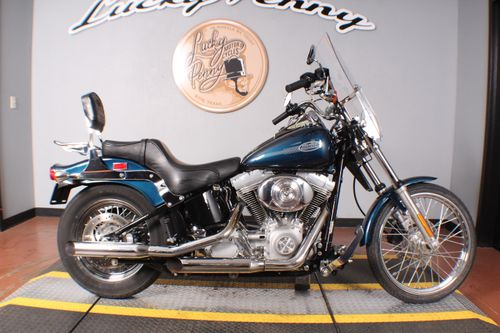 Pre-Owned 2002 Harley-Davidson Softail Standard - FXSTI