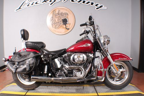 Pre-Owned 2006 Harley-Davidson Softail Heritage Softail Classic