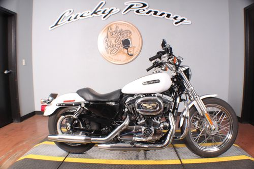 Pre-Owned 2009 Harley-Davidson Sportster 1200 Low XL1200L