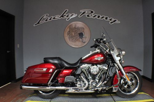 Pre-Owned 2016 Harley-Davidson Road King Base FLHR
