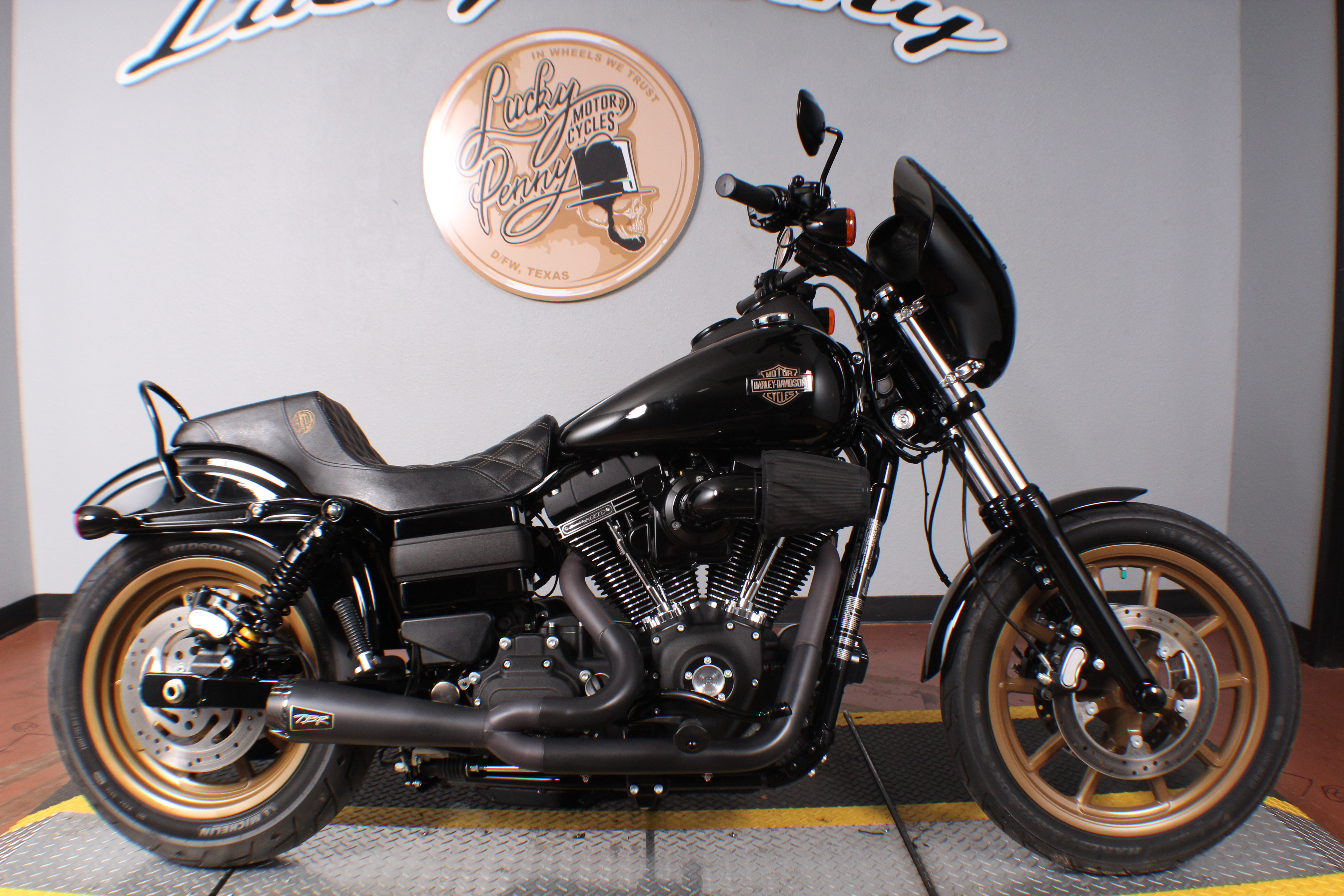 Pre-Owned 2016 Harley-Davidson FXDS Low Rider S
