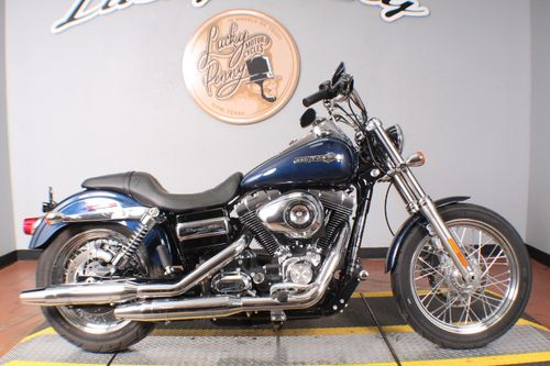 Pre-Owned 2013 Harley-Davidson Dyna - Super Glide Custom