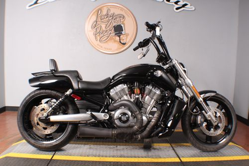 Pre-Owned 2013 Harley-Davidson V-Rod Muscle VRSCF