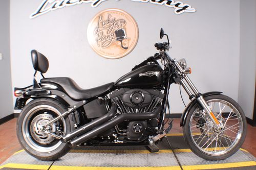 Pre-Owned 2009 Harley-Davidson Softail Night Train FXSTB