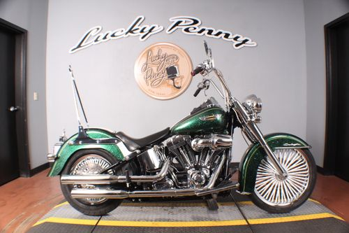 Pre-Owned 2013 Harley-Davidson Softail Deluxe FLSTN