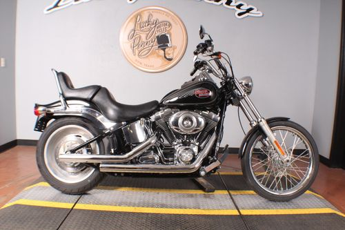 Pre-Owned 2009 Harley-Davidson Softail Custom FXSTC