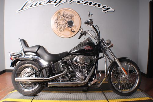Pre-Owned 2009 Harley-Davidson Softail - Custom FXSTC