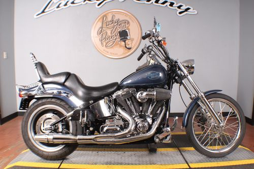 Pre-Owned 2008 Harley-Davidson Softail Custom FXSTC