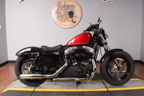 Pre-Owned 2013 Harley-Davidson Sportster Forty-Eight XL1200X