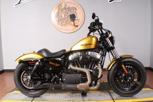 Pre-Owned 2016 Harley-Davidson Sportster Forty-Eight Special - XL1200X