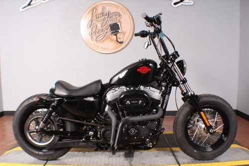 Pre-Owned 2015 Harley-Davidson Sportster Forty-Eight Special - XL1200X