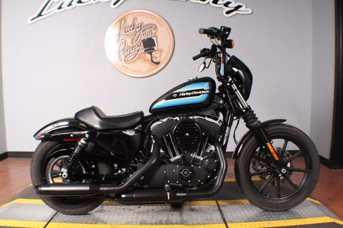 Pre-Owned 2019 Harley-Davidson Sportster Iron 1200 XL1200N