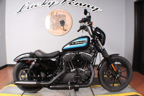 Pre-Owned 2018 Harley-Davidson Sportster 1200 Iron Special - XL1200N