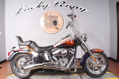 Pre-Owned 2006 Harley-Davidson Fat Boy CVO