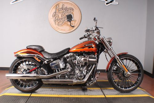 Pre-Owned 2014 Harley-Davidson Softail CVO Breakout FXSBSE
