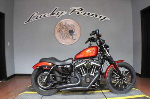 Pre-Owned 2013 Harley-Davidson Sportster 883 Iron XL883N