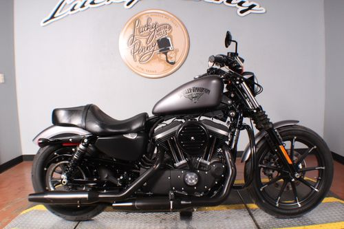 Pre-Owned 2016 Harley-Davidson Sportster Iron 883 - XL883N