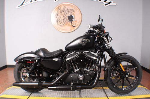 Pre-Owned 2018 Harley-Davidson Sportster Iron 883 - XL883N