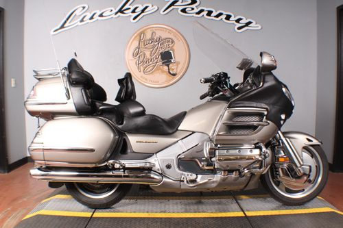 Pre-Owned 2003 Honda Goldwing GL18003