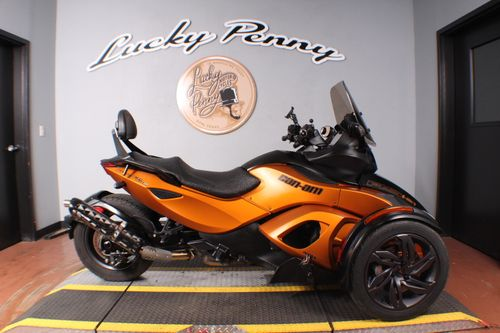 Pre-Owned 2013 Can-Am Spyder - RS-S