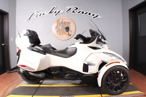 Pre-Owned 2016 Can-Am Spyder RT - Limited