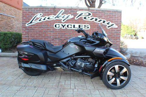 Pre-Owned 2018 Can-Am Spyder F3 T