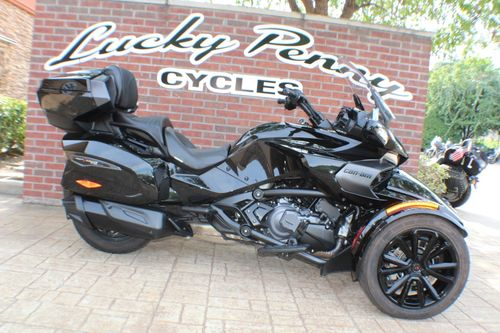Pre-Owned 2018 Can-Am Spyder F3 LIMITED SE6