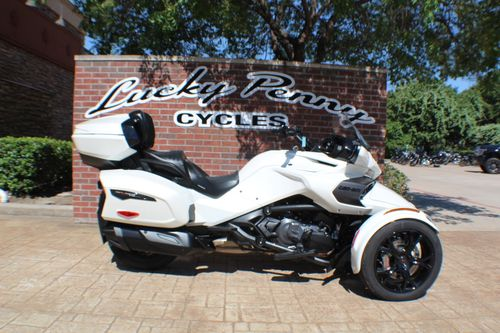 Pre-Owned 2019 Can-Am Spyder F3 Limited