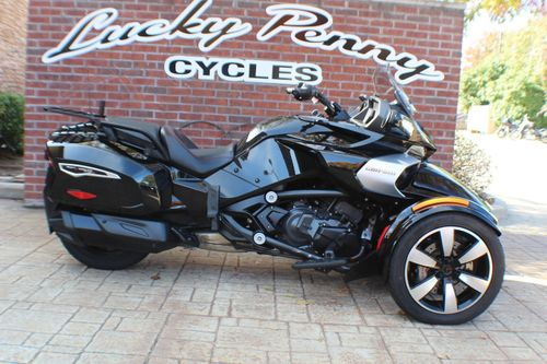 Pre-Owned 2016 Can-Am Spyder F3-T SE6