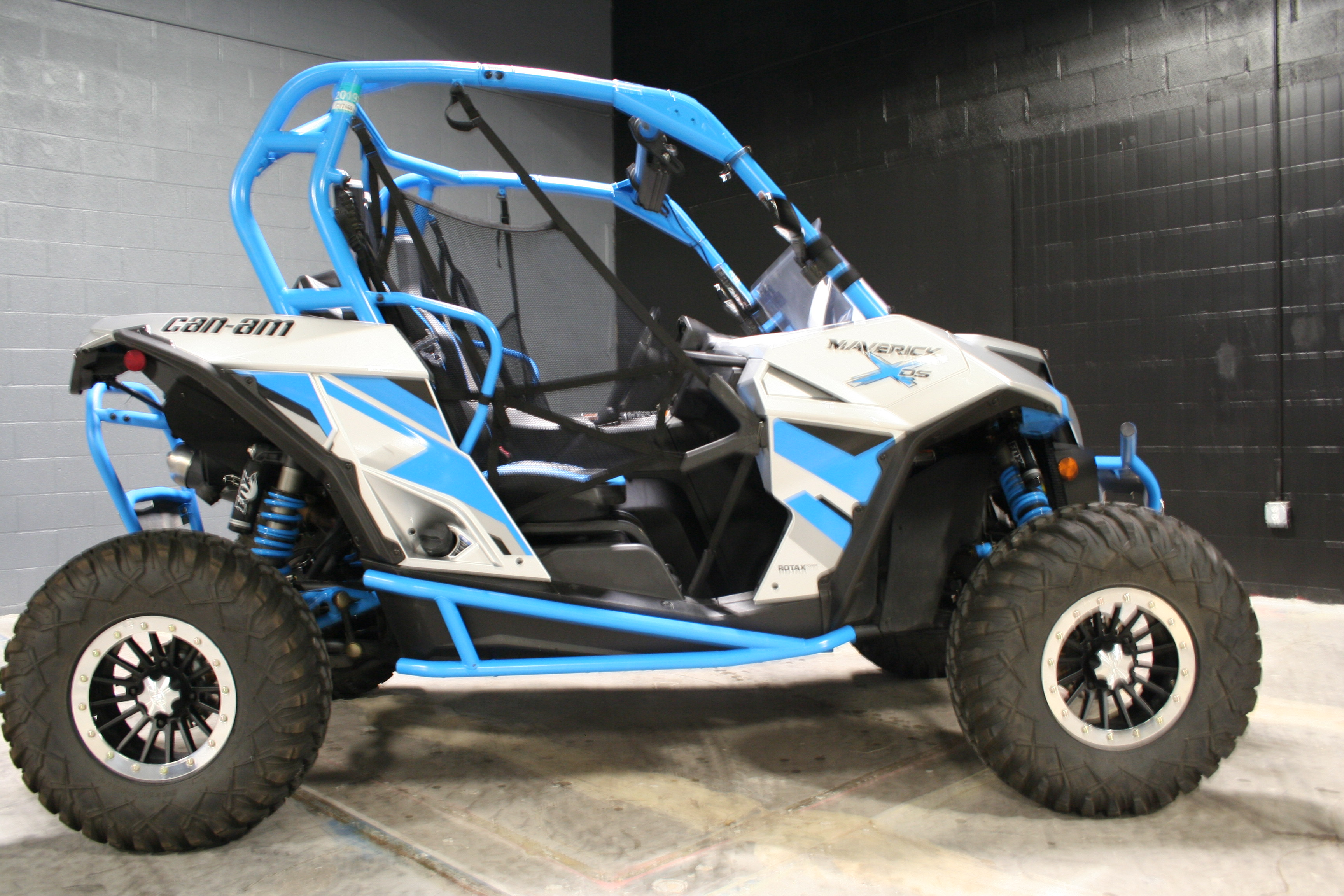 Pre-Owned 2016 Can-Am Maverick 1000R X ds TURBO
