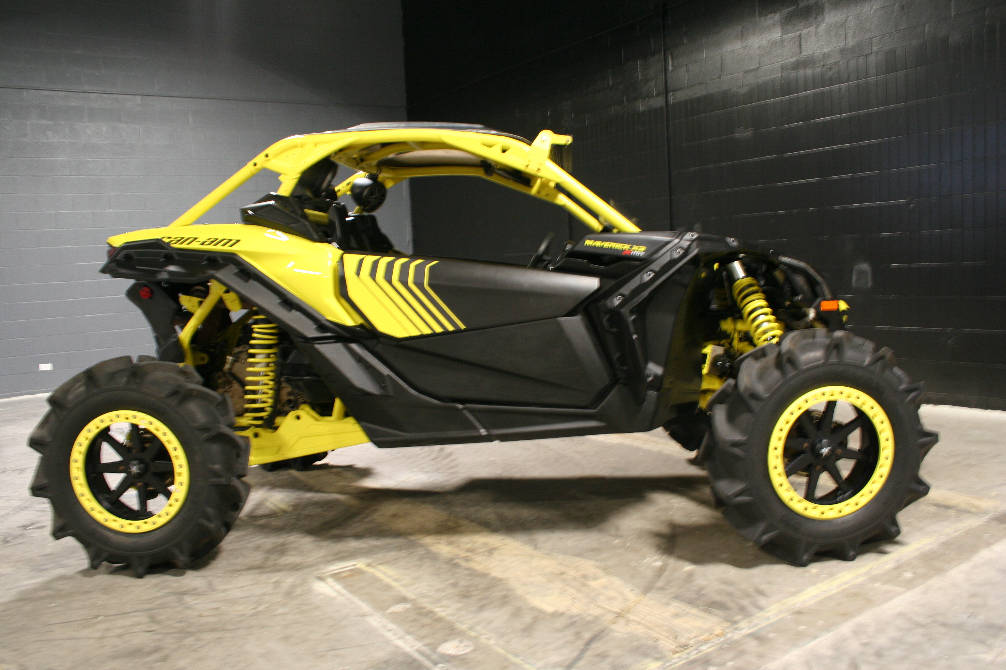 Pre-Owned 2018 Can-Am Maverick X3 X mr TURBO R