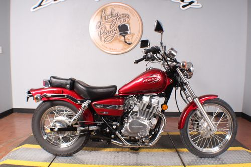 Pre-Owned 2015 Honda Rebel CMX250C