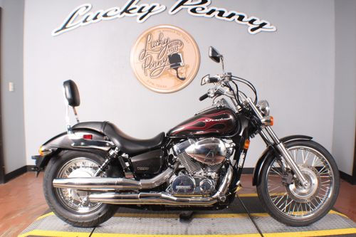 Pre-Owned 2009 Honda Shadow Spirit 750 VT750C2