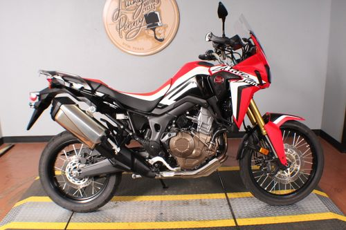 Pre-Owned 2017 Honda Africa Twin Base CRF1000