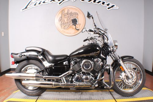 Pre-Owned 2013 Yamaha V Star Custom XV65