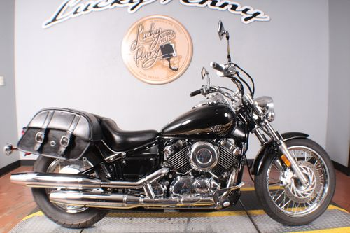 Pre-Owned 2013 Yamaha V Star - Custom