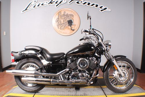 Pre-Owned 2013 Yamaha V Star Custom - XVS65DB