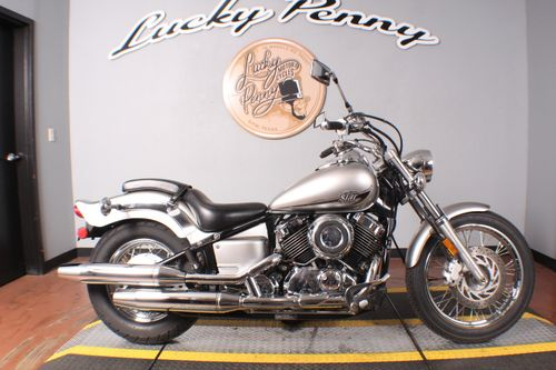 Pre-Owned 2014 Yamaha V Star Custom XVS65