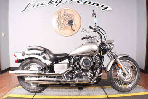 Pre-Owned 2014 Yamaha V Star Custom XVS65ES