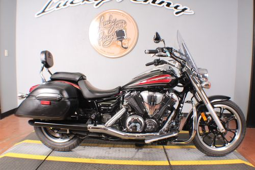 Pre-Owned 2014 Yamaha V Star 950 Tourer