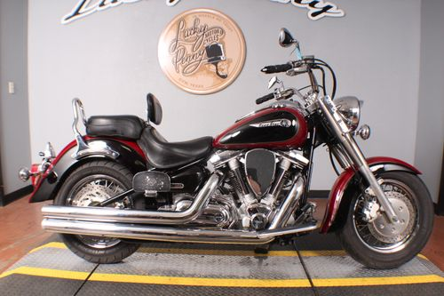 Pre-Owned 2001 Yamaha Road Star XV16AN/C