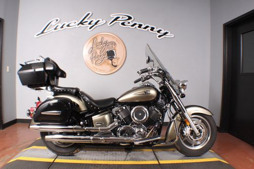 Pre-Owned 2005 Yamaha V Star 1100 - Silverado XVS1100AT