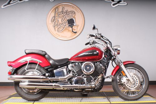 Pre-Owned 2009 Yamaha V Star 1100 - Silverado XVS11AT