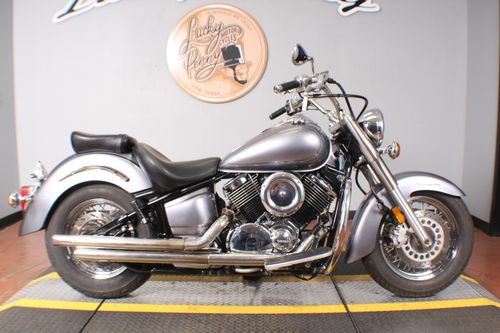 Pre-Owned 2003 Yamaha V-Star 1100 Classic