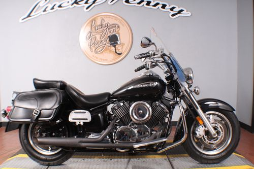 Pre-Owned 2008 Yamaha V Star 1100 - Silverado XVS11AT