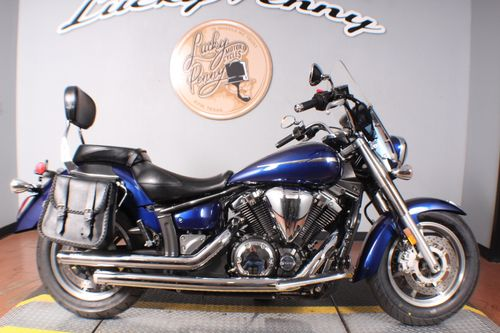 Pre-Owned 2007 Yamaha V Star 1300 - Base XVS13A
