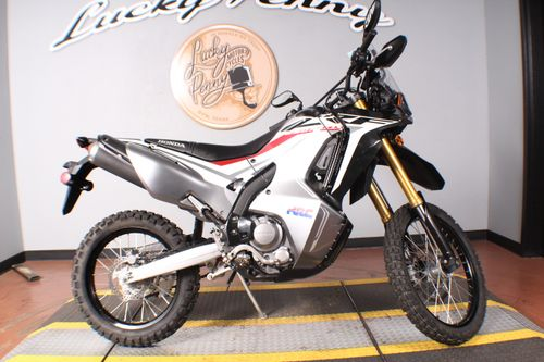 Pre-Owned 2018 Honda CRF250L RA Rally ABS