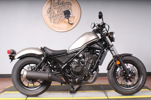 Pre-Owned 2018 Honda Rebel - 500